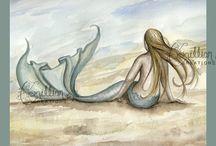 Mermaids / by Louise Yaghjian