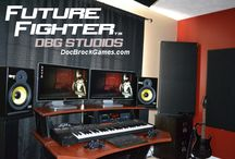 DBG Studios / The new production studio for the sci-fi fighting game, Future Fighter (TM). Follow Doc Brock at the helm at http://docbrockgames.com/follow.php