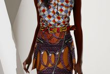 Vlisco/African style