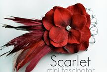Fabulous Fascinators and Other Hair Jewelry / by Gennatay