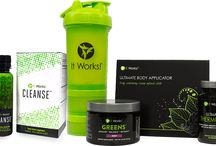 It Works! / Global health and wellness company. Products are all natural, non-gmo.