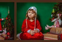 новогодняя детская фотосесся