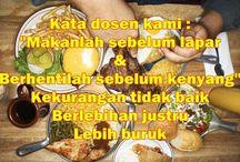 Menghilangkan nafsu makan