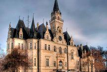 mansions to visit