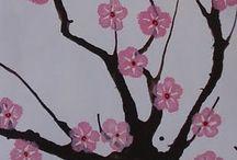 Lesson Ideas-Spring Projects / by Rachel Doty Walker