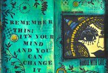 Just Breathe / by Maggie Scott