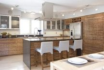 Kitchen Design Ideas / by HomeThangs.com Store