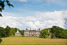 Our venue... / Our favourite snaps of Denton Hall!