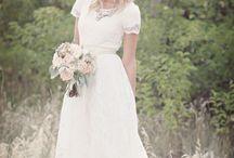 Modest wedding dresses / by Kelsie Benson