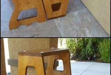 bar stool ladder