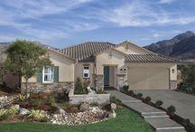 Single Story Homes at Spring Mountain Ranch / Single Story Homes at Spring Mountain Ranch