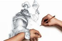 My Art / by Teresa Rahim
