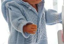 blauw jasje