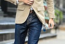 Business outfit - men