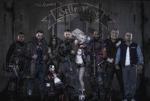 Suicide Squad / Il film di David Ayer che vede protagonisti attori del calibro di Will Smith, Margot Robbie, Viola Davis. #SuicideSquad