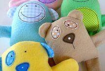 Peluches/oursons enfants