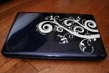Laptop design / Ötletek