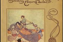 Edmund Dulac - Arabian Nights - 1907