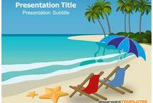 Beach-Games templates