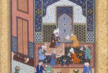 Minyatür Sanatı/Ottoman Miniature