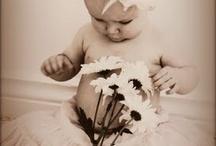 cute baby pic ideas / by Tiffany Harvey