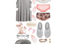 Loungewear, Lingeri and Nightwear