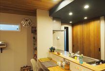 キッチン / システムキッチンをカスタマイズして、建物プランとインテリアコンセプトに見合うティストに仕上げます。