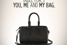 Handbag Happy / A handbag is style's best friend