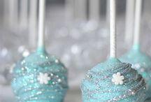 Izzy frozen themed birthday v
