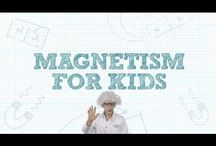 Magnets and Education / Learning resources and ideas about magnets and magnetism