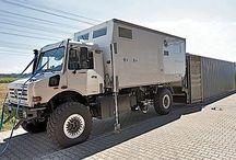 Camion camperizzati