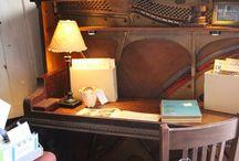 Piano bureau