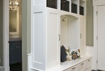 Built-ins / by Sarah Hartill