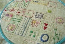 Embroidery♥love