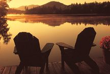 Lake Placid / A great day trip from The Alpine Homestead Bed and Breakfast.  Visit the Olympic venues, shop and dine at restaurants overlooking Mirror Lake.