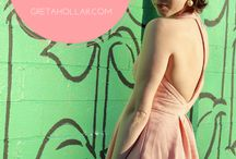 Pretty Dresses and Warm Weather Fashion