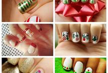 make up your nails!!!