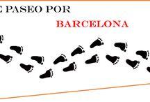 De Paseo por Barcelona / Sección dedicada a descubrir los innumerables atractivos culturales de la ciudad de Barcelona. http://bit.ly/12XDwWG