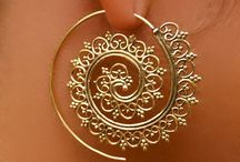 JEWELLERY / silver, gold, diamonds handmade jewellery that I love