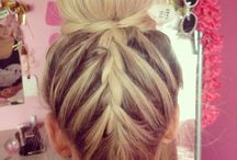 Hairstyles / hair_beauty / by Jessica Rogers