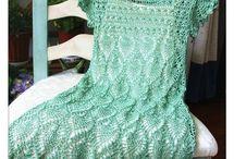 вязание-платья-взрослое