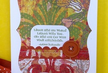 sweet sentiments  / great handmade card ideas