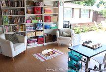 Garage Craft Spaces