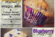 Homemade Mixes / From scratch baking mixes