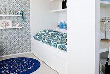 The Baby Blog: Kiddie Room Ideas
