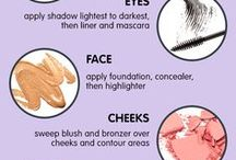 Make-up tricks