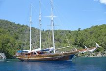 TANYELI 1 / #gulet, #yacht, #bluevoyage, #yachtcharter,  www.cnlyacht.com