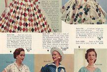 MODERN DRESS 50s