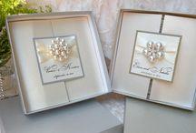 Papercraft / Invitatii nunta, marturii si diverse creatii