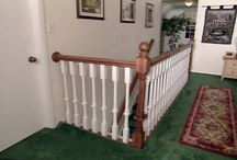 Stairs & Railings / by Ron Hazelton